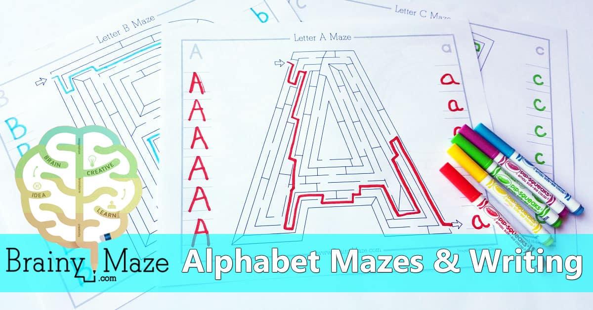 AlphabetMazeHeader