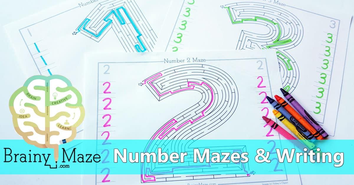 NumberMazesHeader