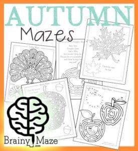 AutumnMazes