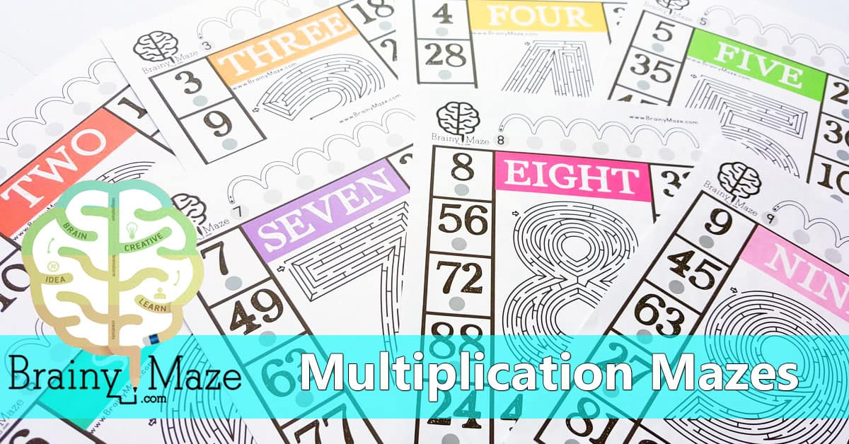 MultiplicationMazesHeader