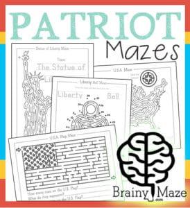 PatrioticMazes