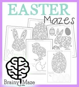 EasterMazes