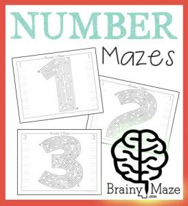 NumberMazes