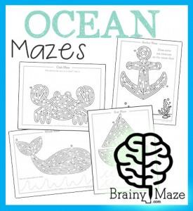 OceanMazes